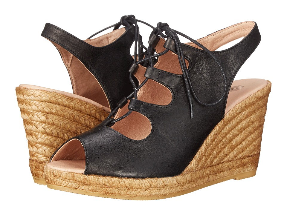 Eric Michael - Gossip (Black) Women's Wedge Shoes