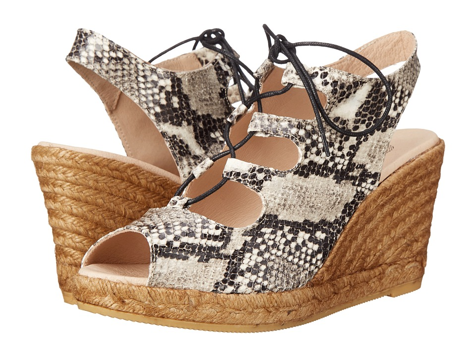 Eric Michael - Gossip (Python) Women's Wedge Shoes