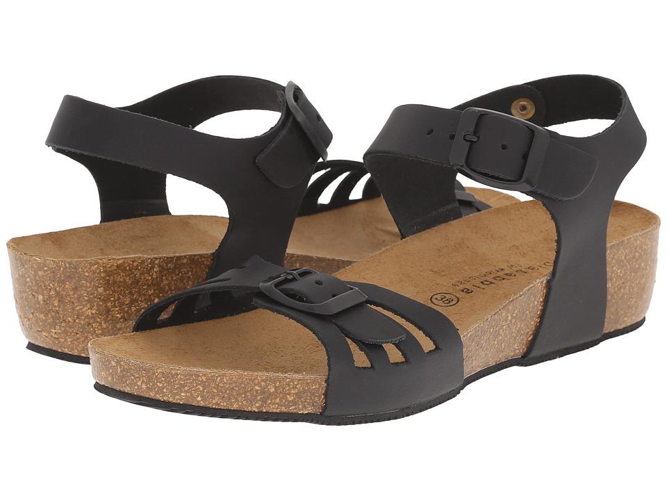 Eric Michael - Tampa (Black) Women's Sandals