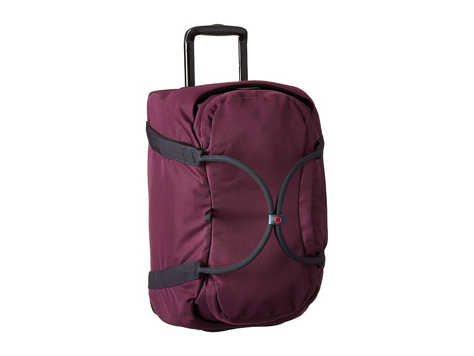 Crumpler - The Spring Peeper 21 Carry-On (Plum/Bluestone) Carry on Luggage
