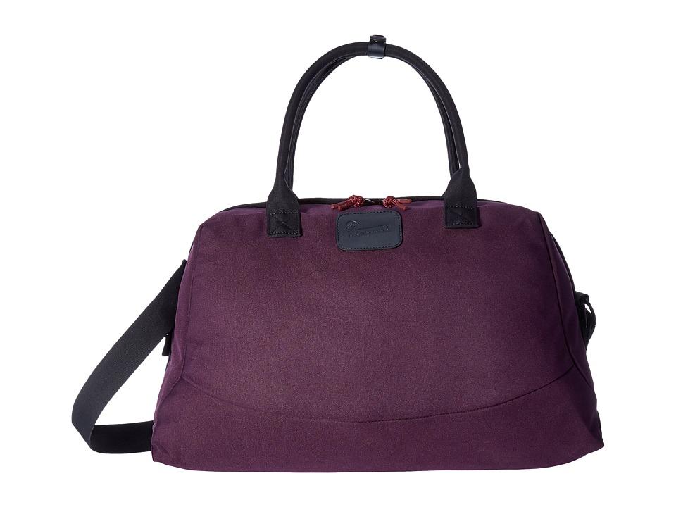 Crumpler - The Spring Peeper Holdall (Plum/Bluestone) Bags