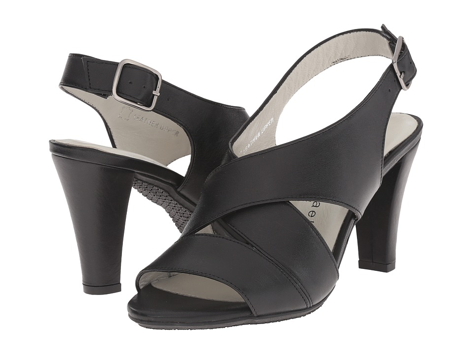 Eric Michael Rio (Black) High Heels