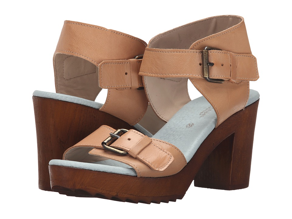 Eric Michael Tess (Natural) High Heels