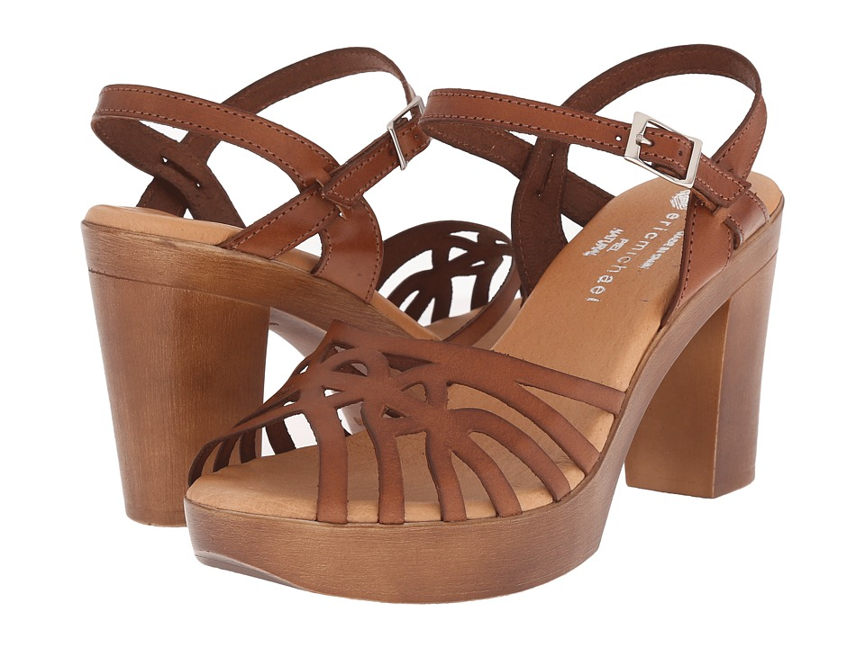 Eric Michael - Rosie (Tan) High Heels