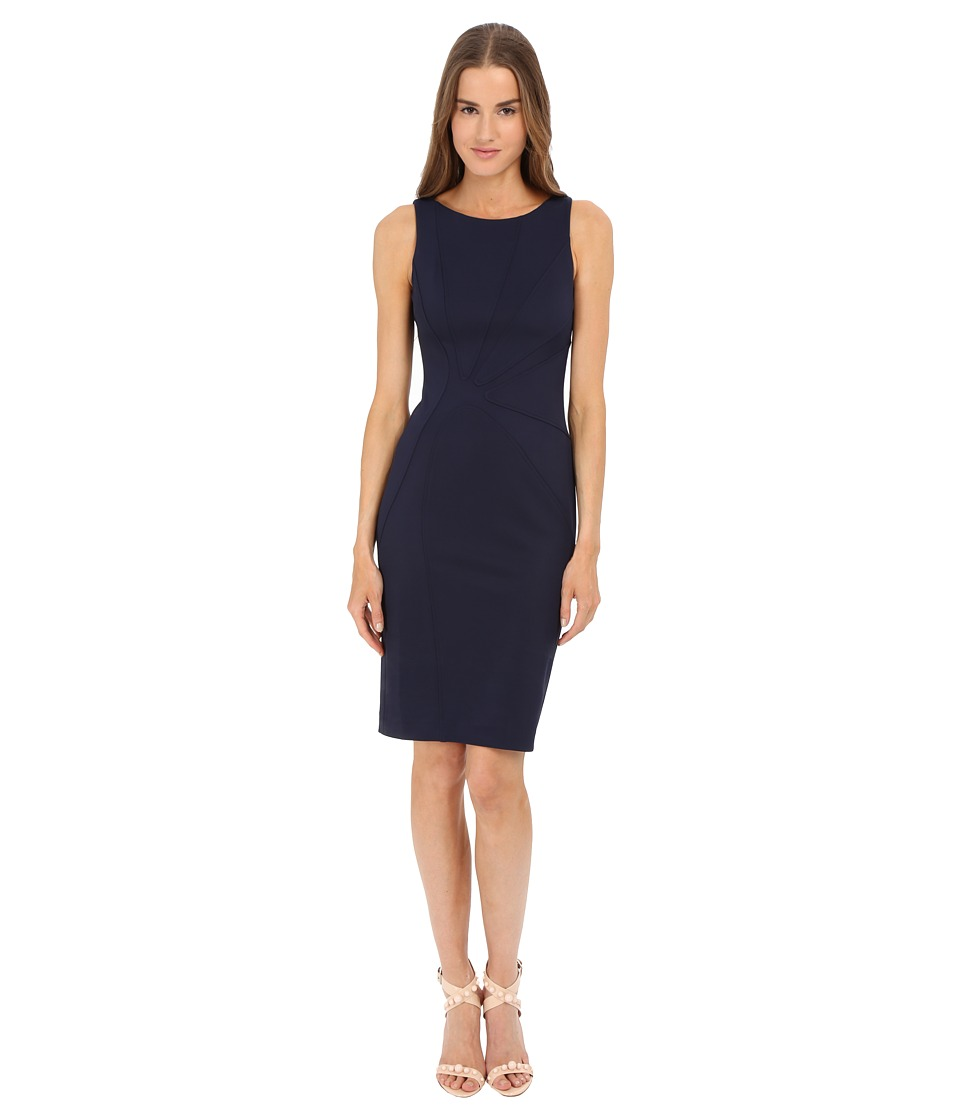 ZAC Zac Posen - Melina Dress (Navy) Women's Dress