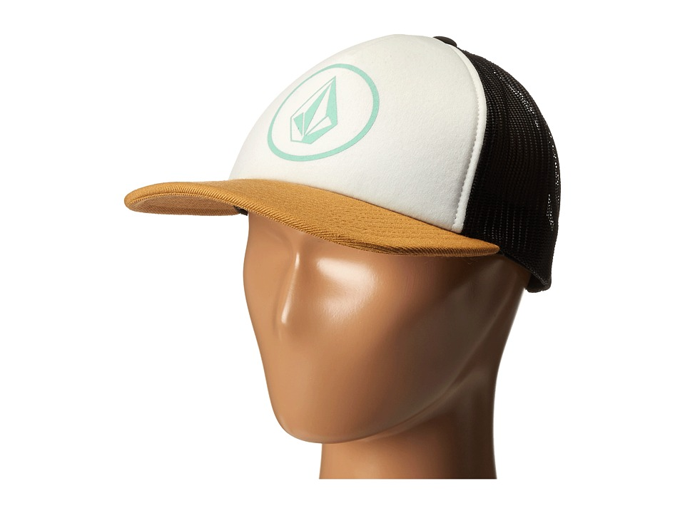 Volcom - Nacho Trucker Hat (Buckthorn) Caps