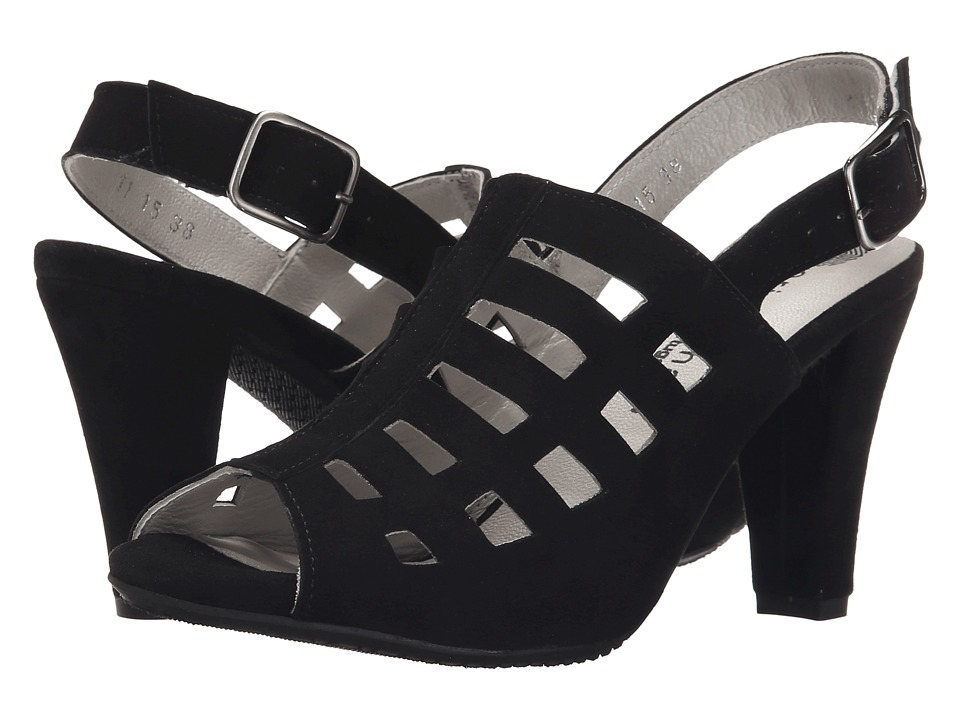 Eric Michael - Chili (Black) Women's Shoes