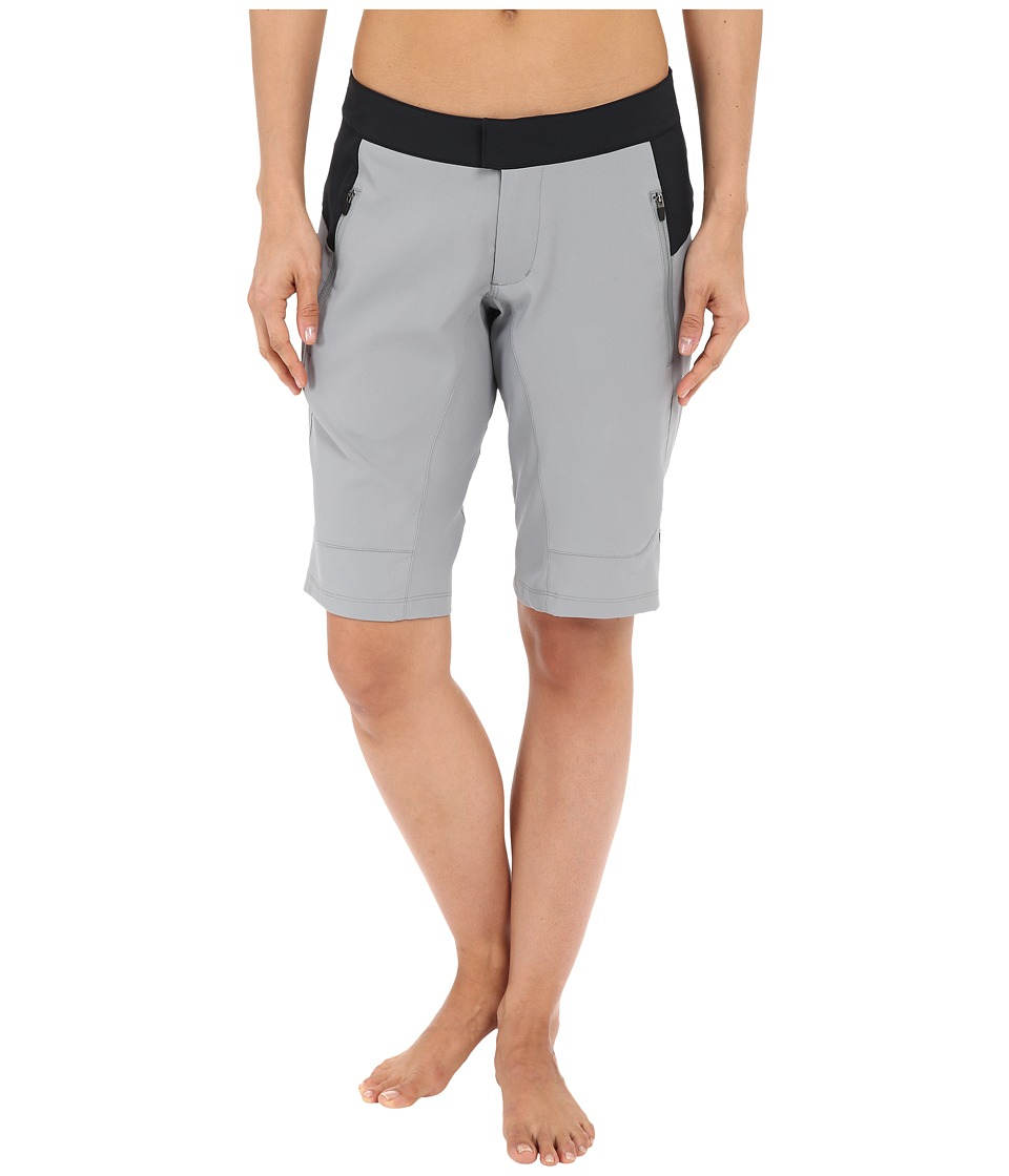 Pearl Izumi - Summit Shorts (Monument Grey) Women's Shorts