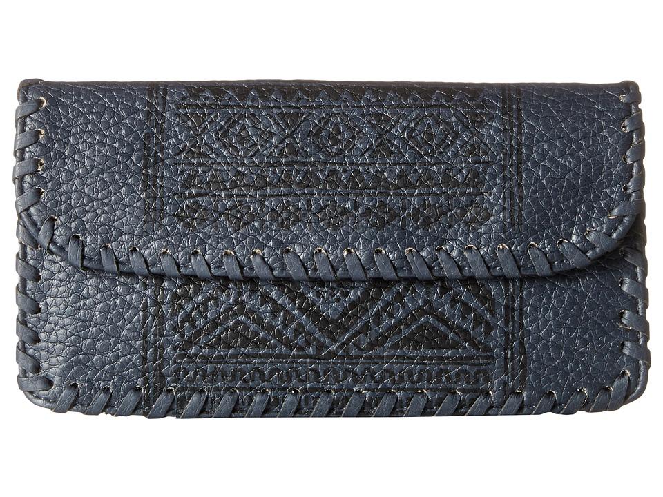Volcom - Vaquera Wallet (Vintage Navy) Wallet Handbags