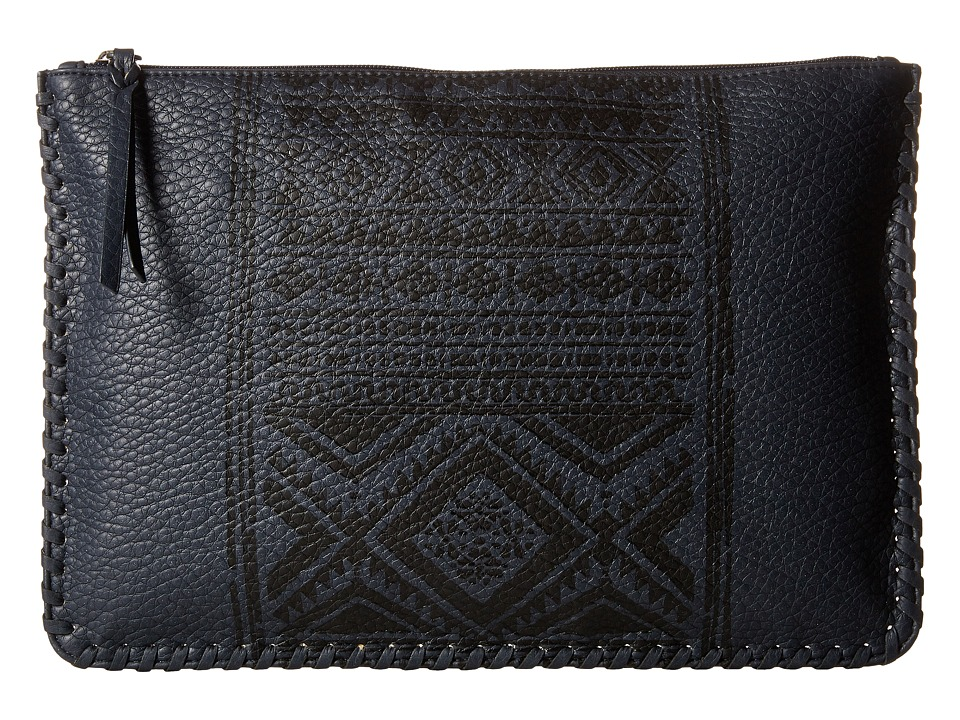 Volcom - Vaquera Clutch (Vintage Navy) Clutch Handbags
