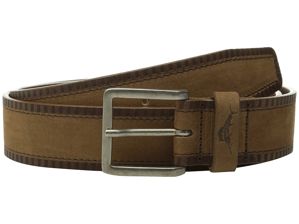 Tommy Bahama - Sand Storm (Sand) Men's Belts