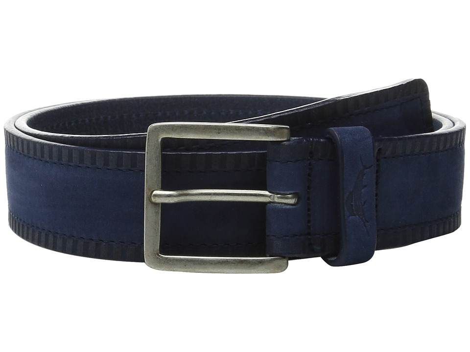 Tommy Bahama - Sand Storm (Navy) Men's Belts