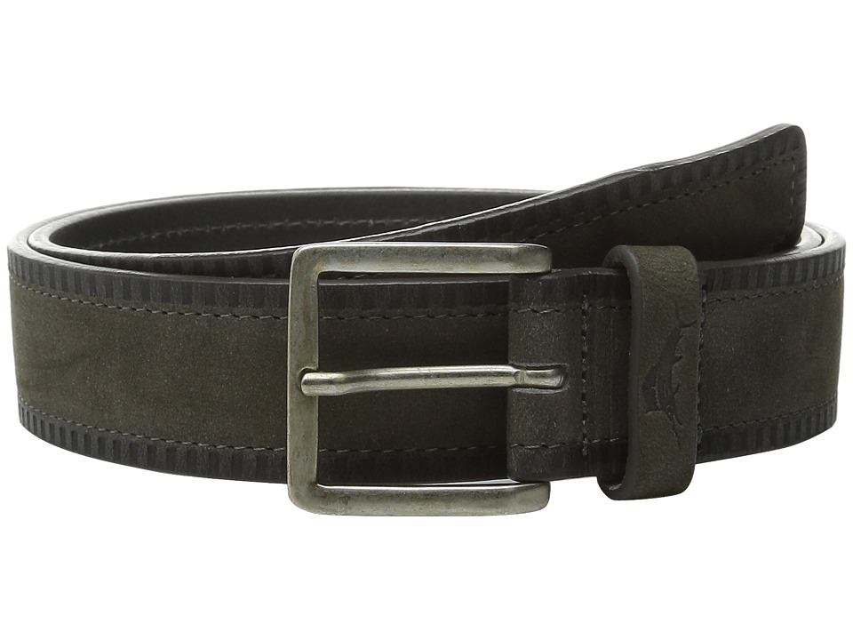 Tommy Bahama - Sand Storm (Grey) Men's Belts