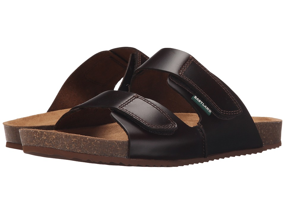 Eastland 1955 Edition - Caleb (Brown Leather) Men's Sandals