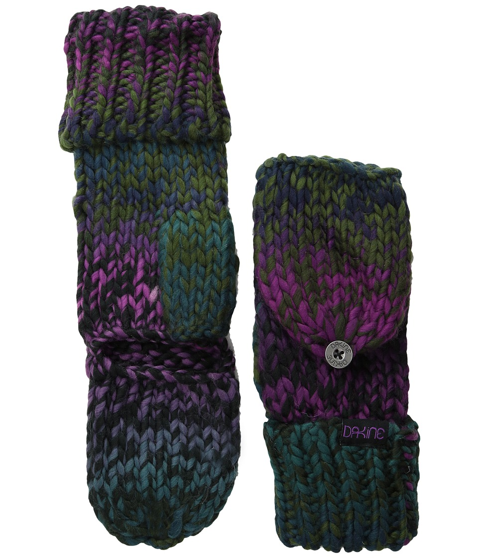 Dakine - Jade Flap Mitt (Wildberry) Dress Gloves