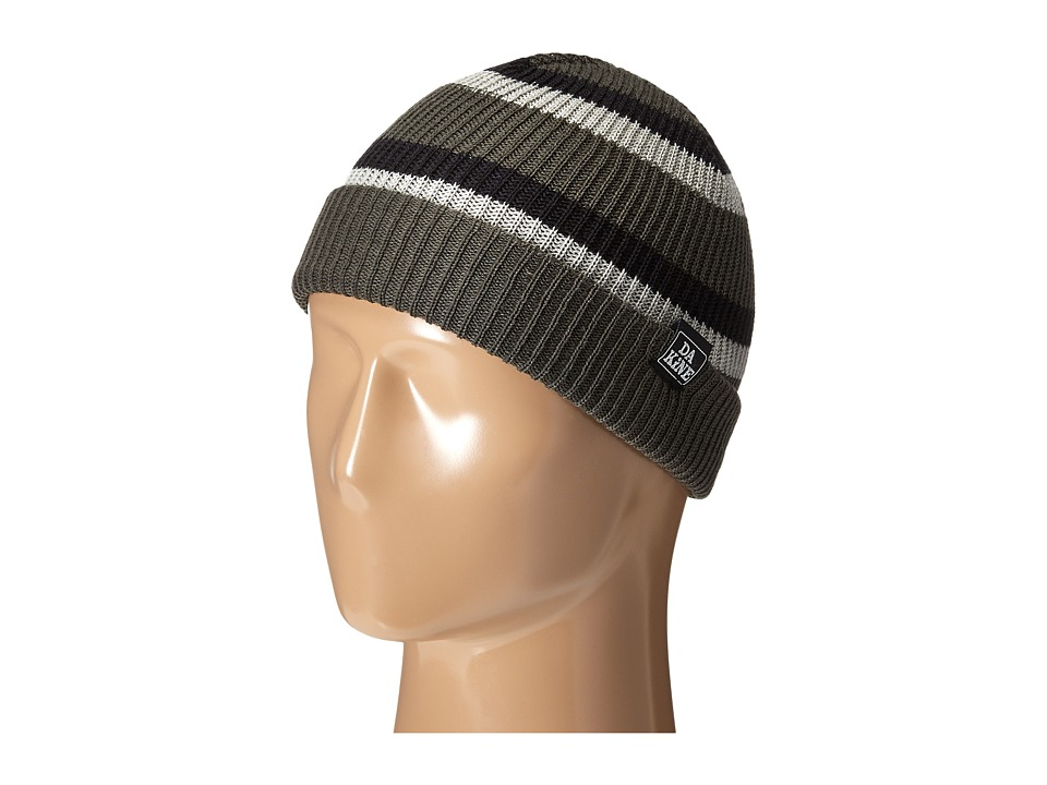 Dakine - Zeke (Charcoal Stripe) Knit Hats