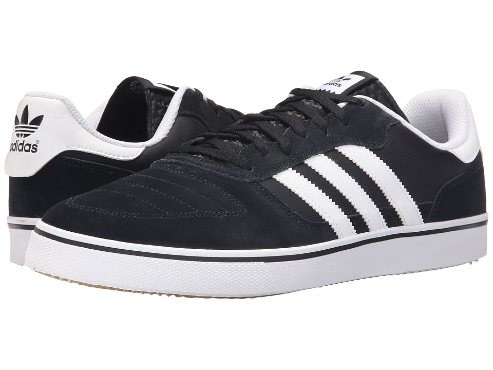 adidas Skateboarding - Copa Vulc (Black/White/Black) Men's Skate Shoes