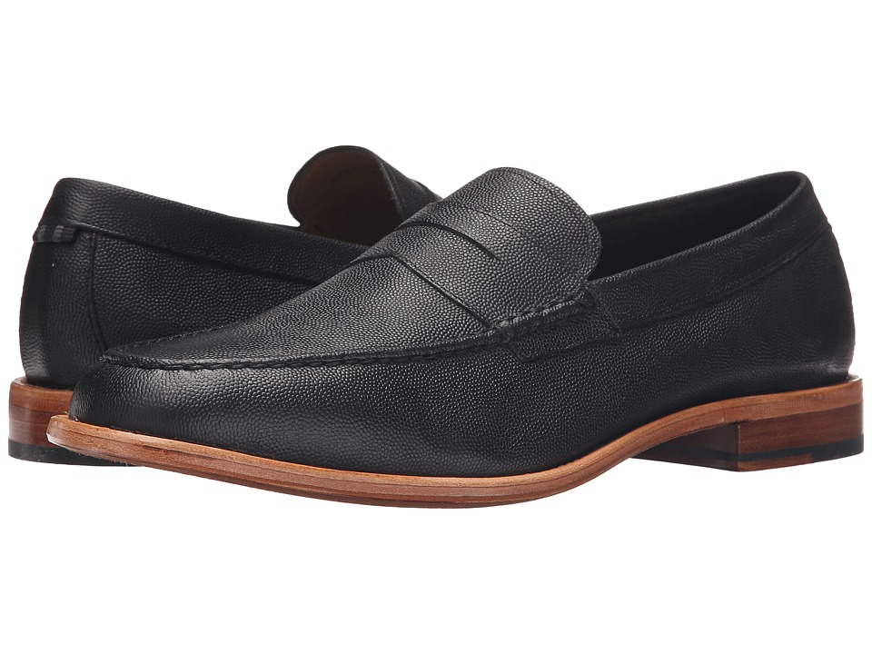 Cole Haan Willet Penny Loafer (Black) Men