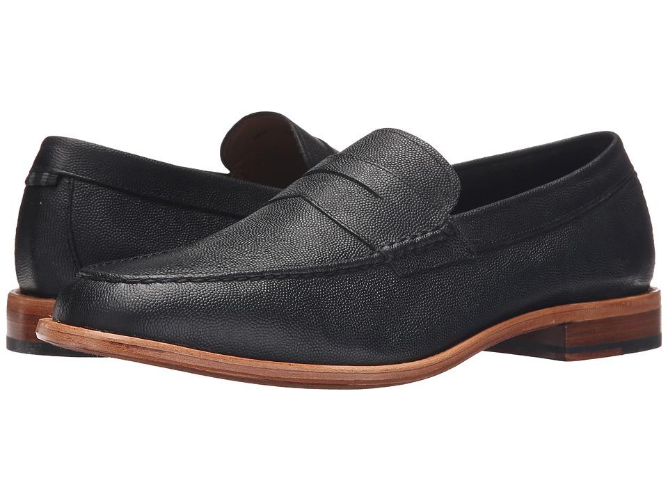 Cole Haan - Willet Penny Loafer (Black) Men's Slip on Shoes