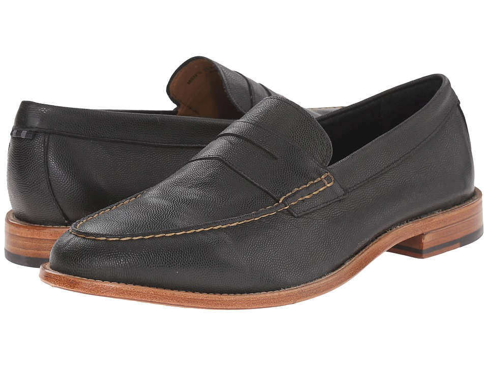 Cole Haan - Willet Penny Loafer (Ash Grey) Men's Slip on Shoes