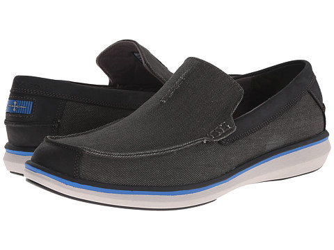 Mark Nason - Ryde (Black) Men's Slip on Shoes
