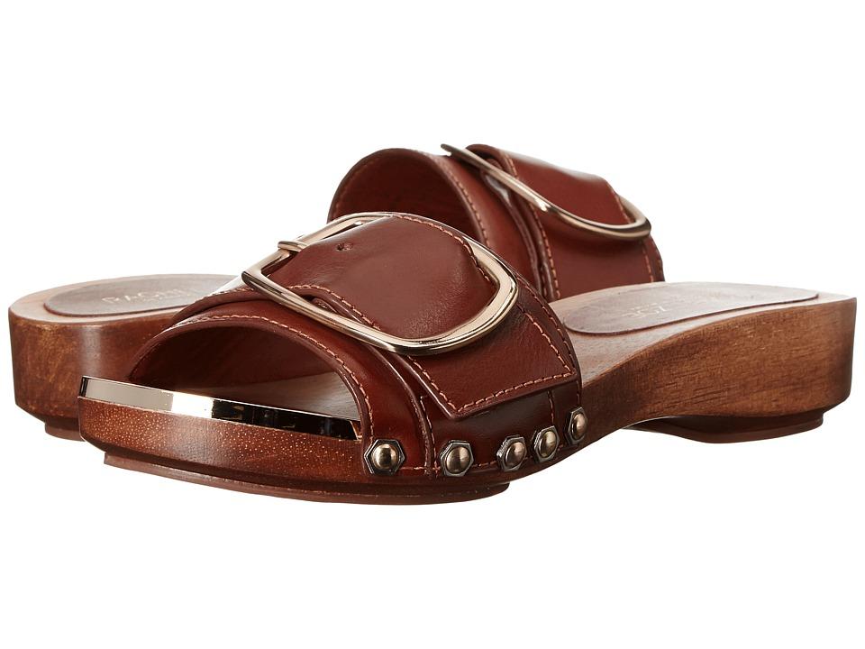 Rachel Zoe - Daisi (Brandy Soft Calf) Women's Dress Sandals