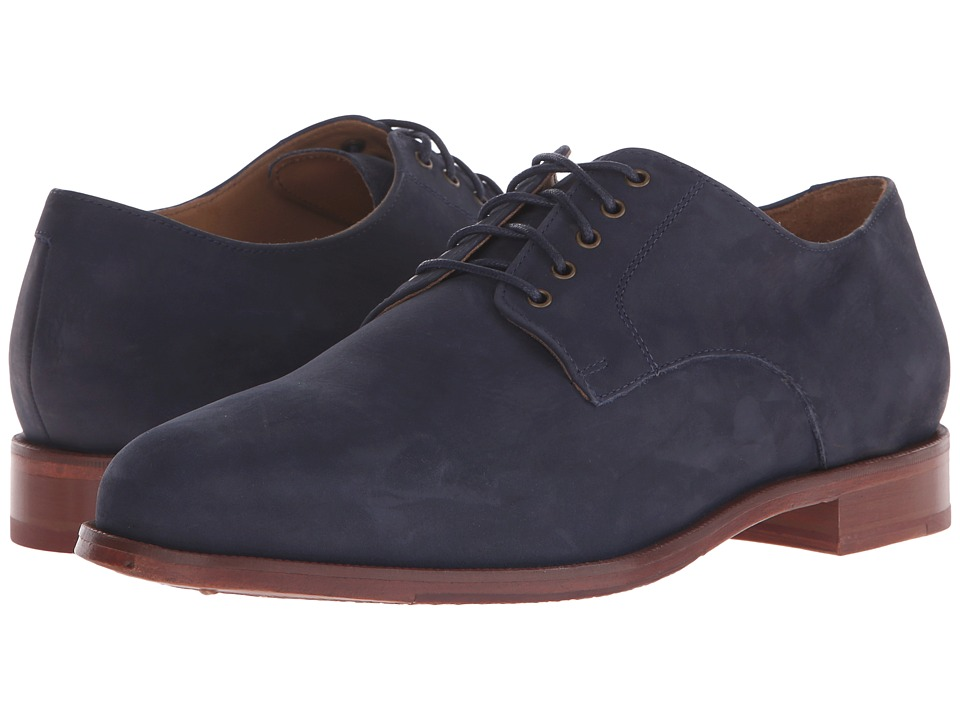 Cole Haan - Carter Grand Plain (Blazer Blue Nubuck) Men