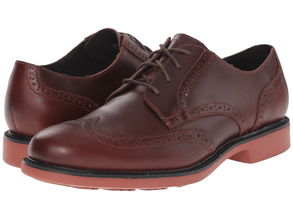 Cole Haan Great Jones Wingtip (Sequoia) Men