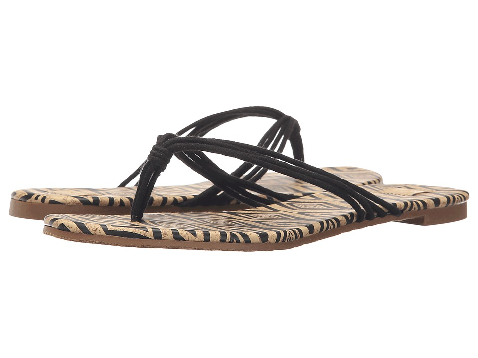 Roxy - Alana (Black) Women's Sandals