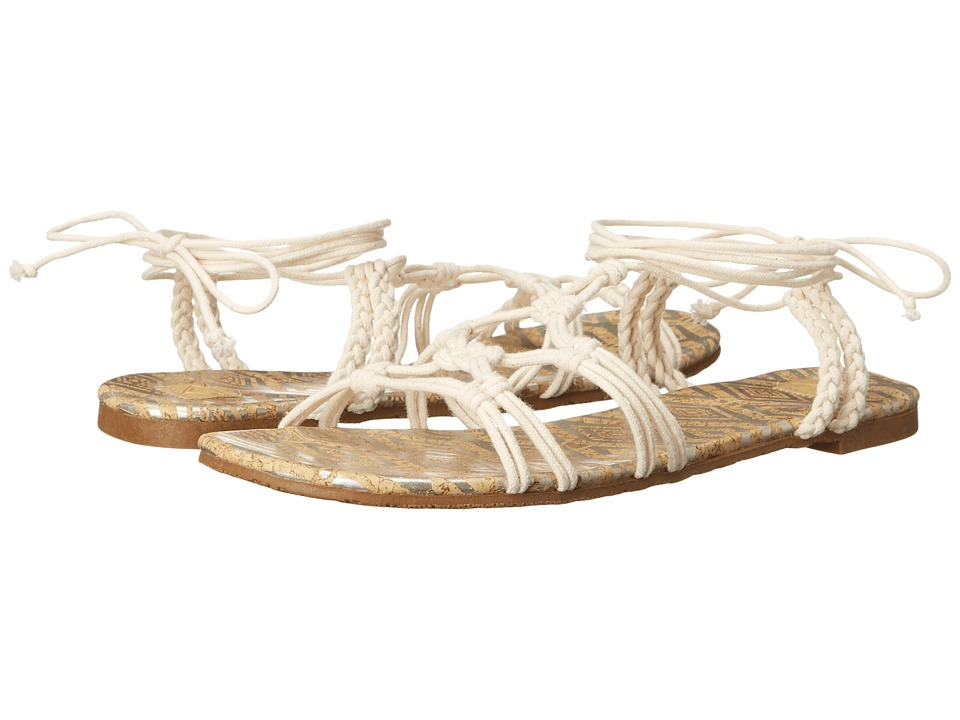Roxy - Mari (White) Women's Sandals