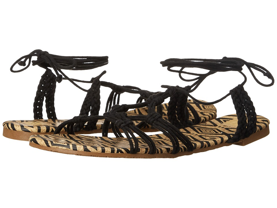 Roxy - Mari (Black) Women's Sandals