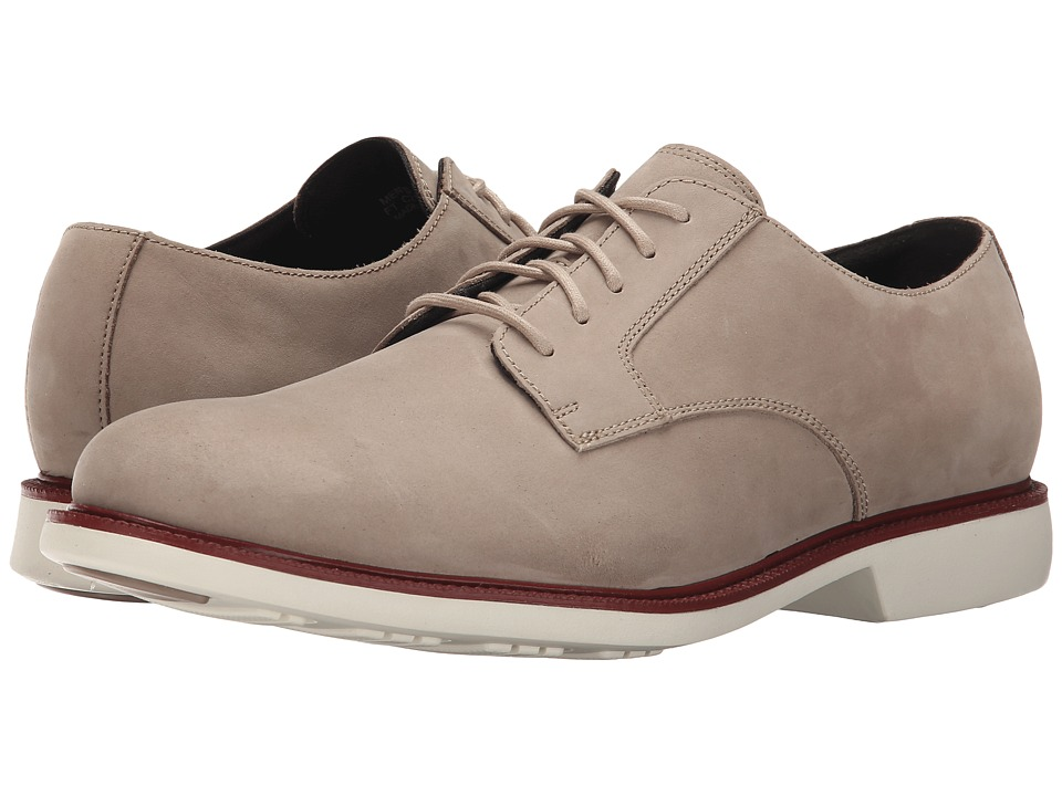 Cole Haan - Great Jones Plain (Dune Nubuck) Men's Lace up casual Shoes