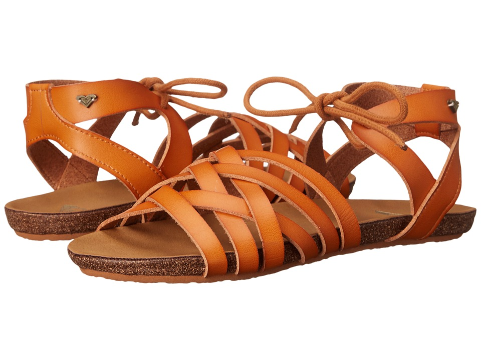 Roxy - Zanna (Tan) Women's Sandals