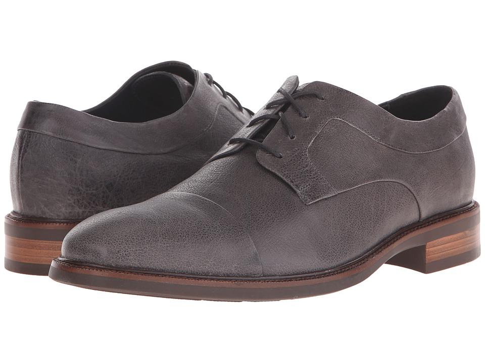 Cole Haan - Warren Cap Ox (Magnet Tumble) Men's Lace Up Cap Toe Shoes