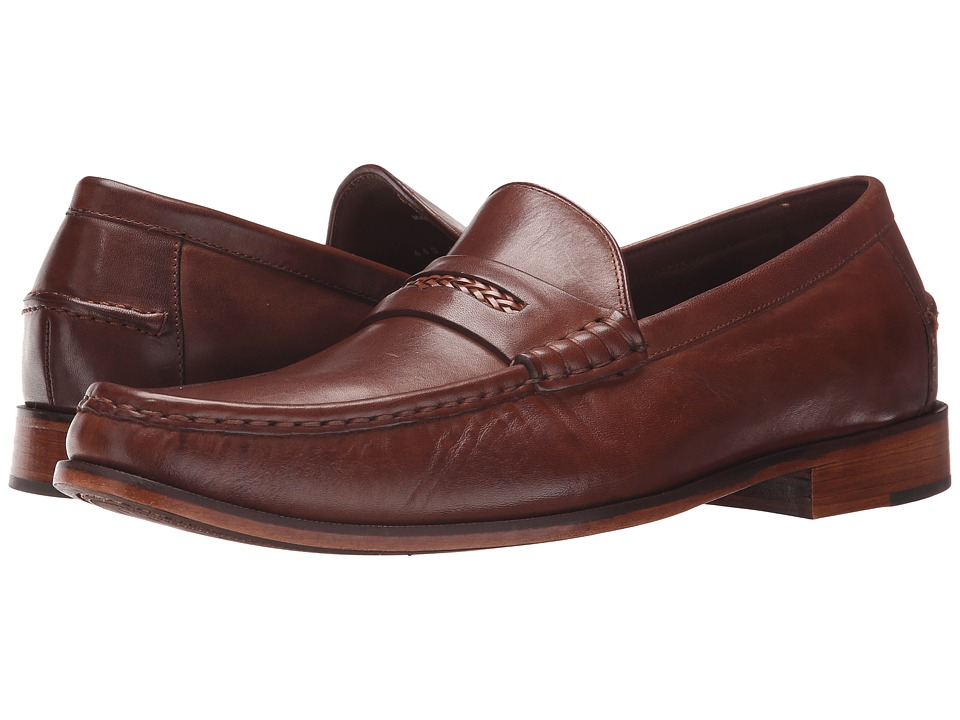 Cole Haan - Pinch Gotham Penny Loafer (Woodbury) Men's Slip-on Dress Shoes