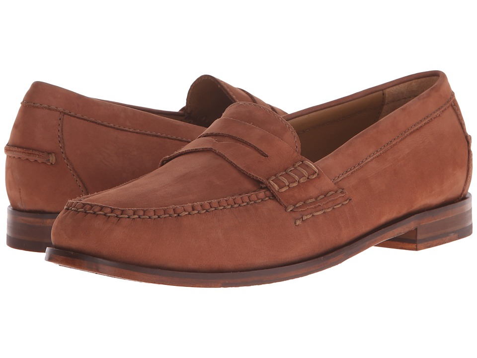 Cole Haan Pinch Grand Penny (Woodbury Nubuck) Men