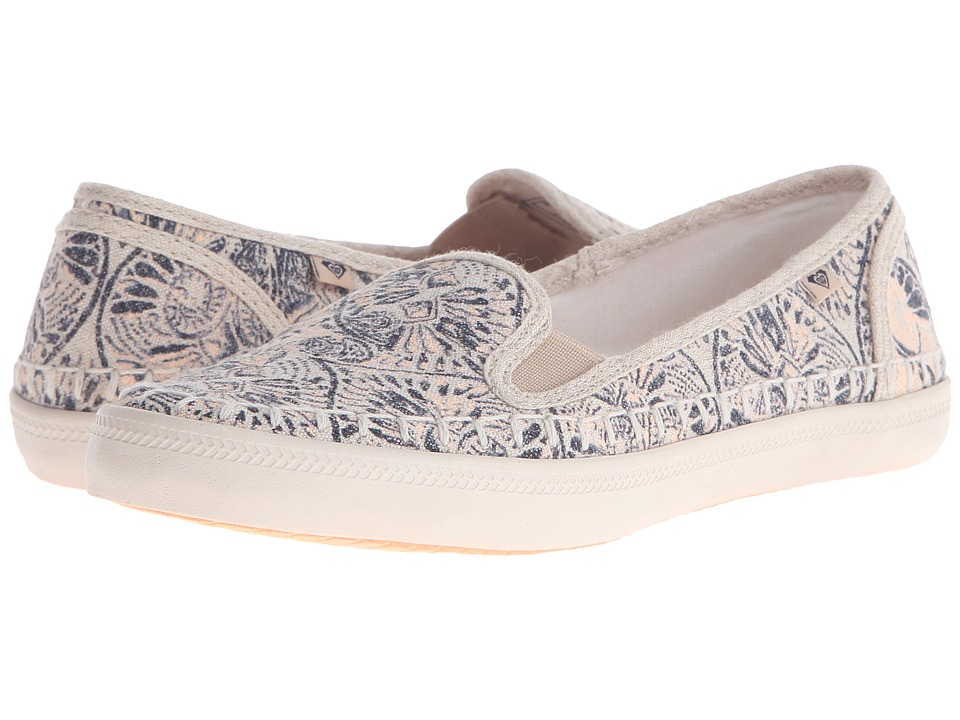 Roxy - Malibu Espadrille (Multi) Women's Slip on Shoes
