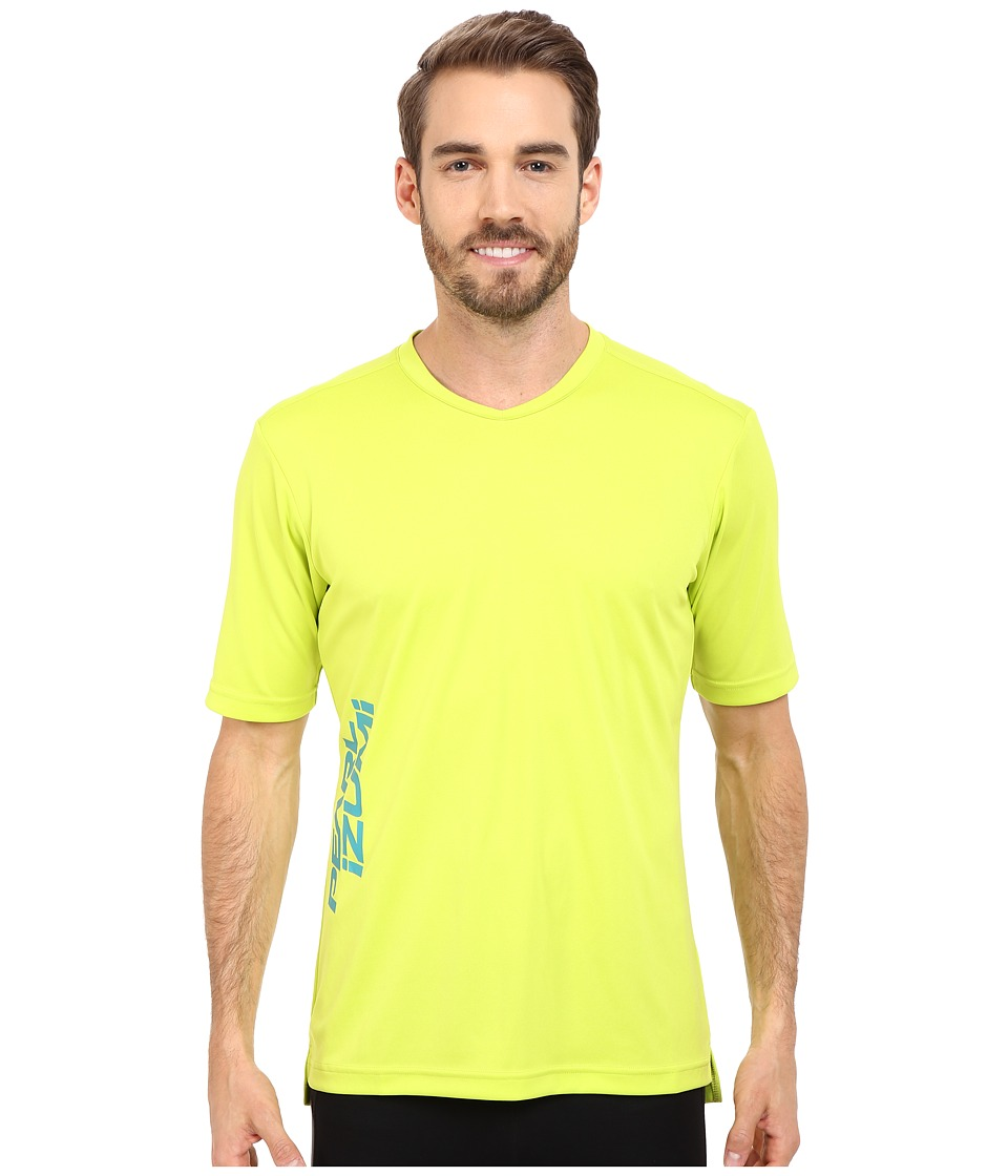 Pearl Izumi - Summit Jersey (Lime Punch) Men's Clothing