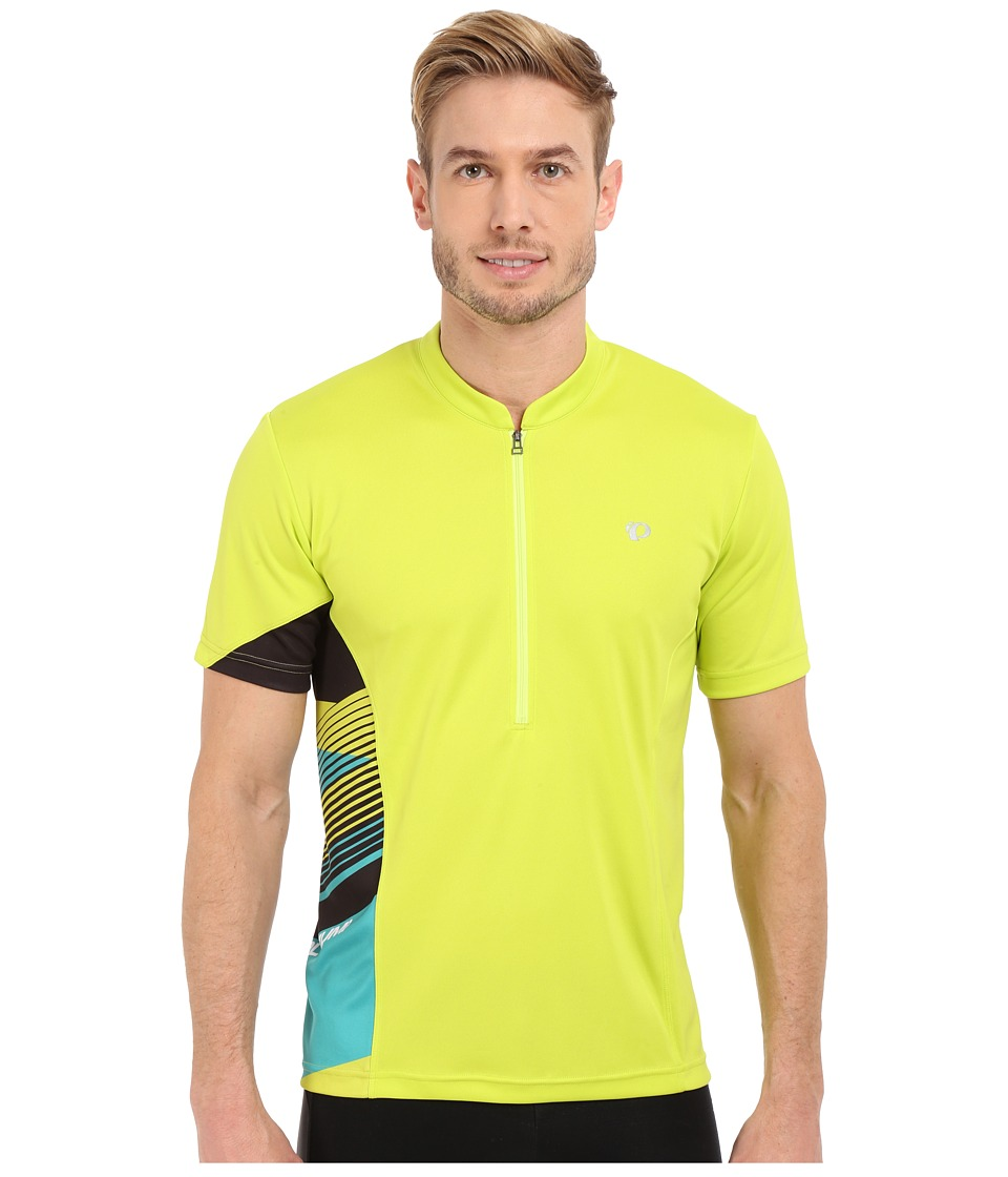 Pearl Izumi - Journey Top (Lime Punch) Men's Clothing