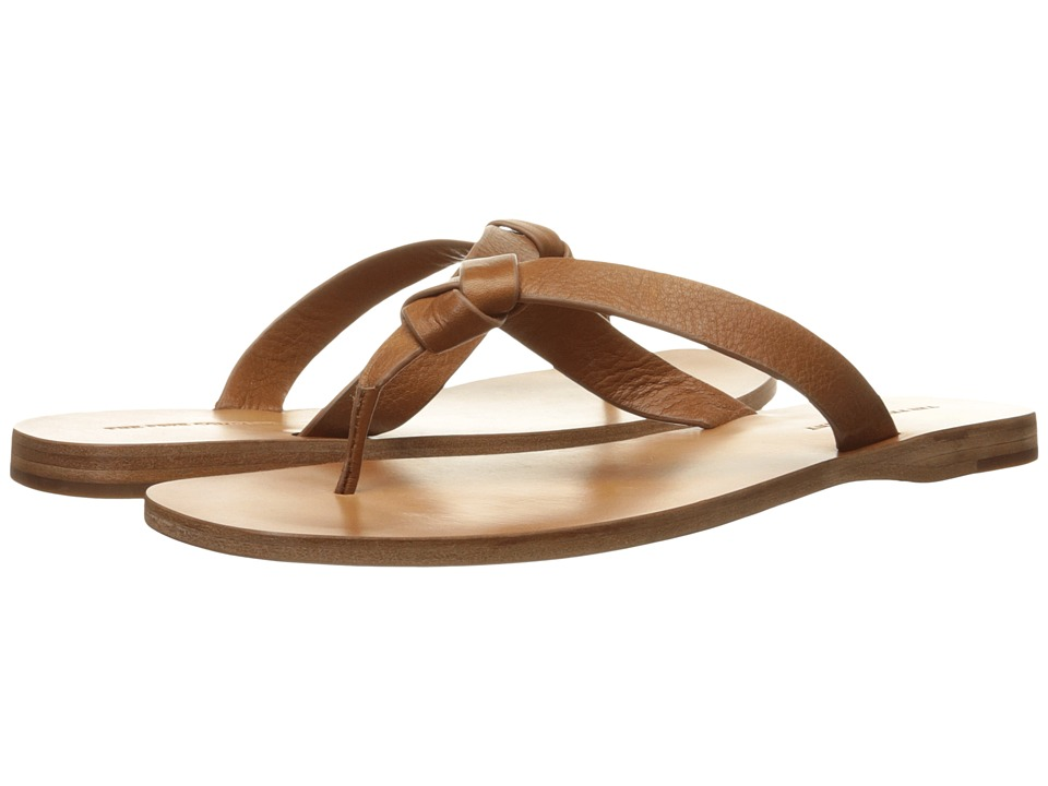 Frye - Perry Knot Thong (Whiskey Soft Vintage Leather) Women's Sandals