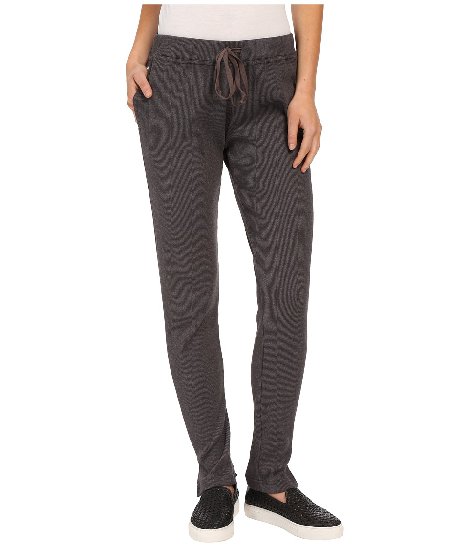 Allen Allen - Skinny Pants DH12236 (Jet Grey) Women's Casual Pants