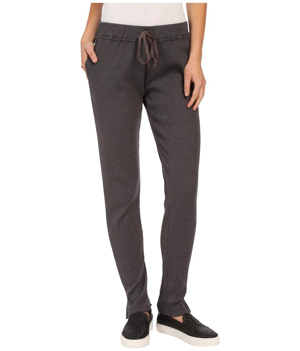 Allen Allen - Skinny Pants DH12236 (Jet Grey) Women's Casual Pants