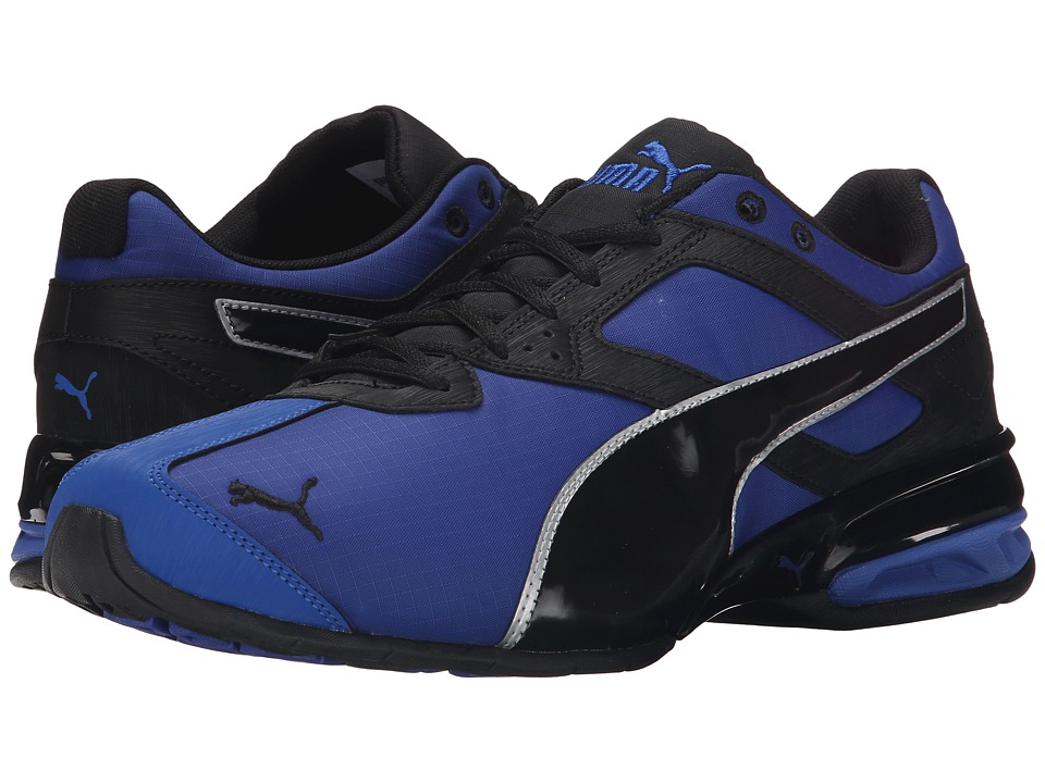 PUMA - Tazon 6 Ripstop (Surf The Web/Black) Men's Shoes