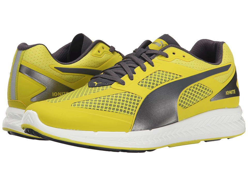 PUMA - Ignite Mesh (Sulphur Spring/Periscope) Men