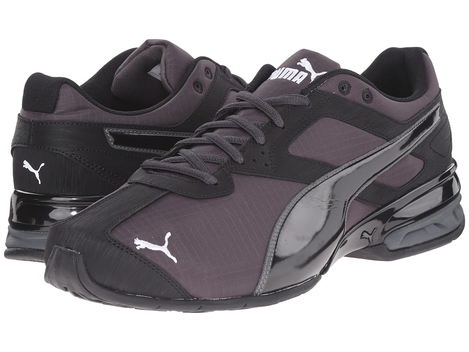 PUMA - Tazon 6 Ripstop (Dark Shadow/Black/White) Men's Shoes