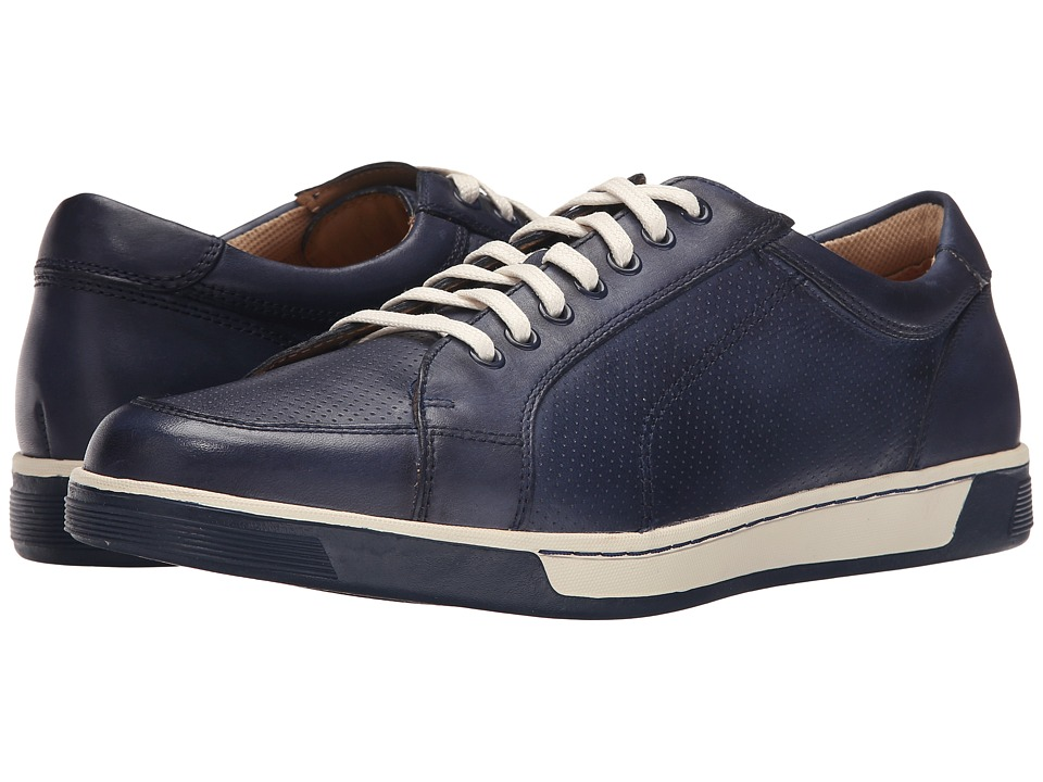 Cole Haan Vartan Sport Ox (Twilight Blue) Men