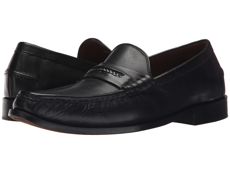 Cole Haan - Pinch Gotham Penny Loafer (Black) Men's Slip-on Dress Shoes