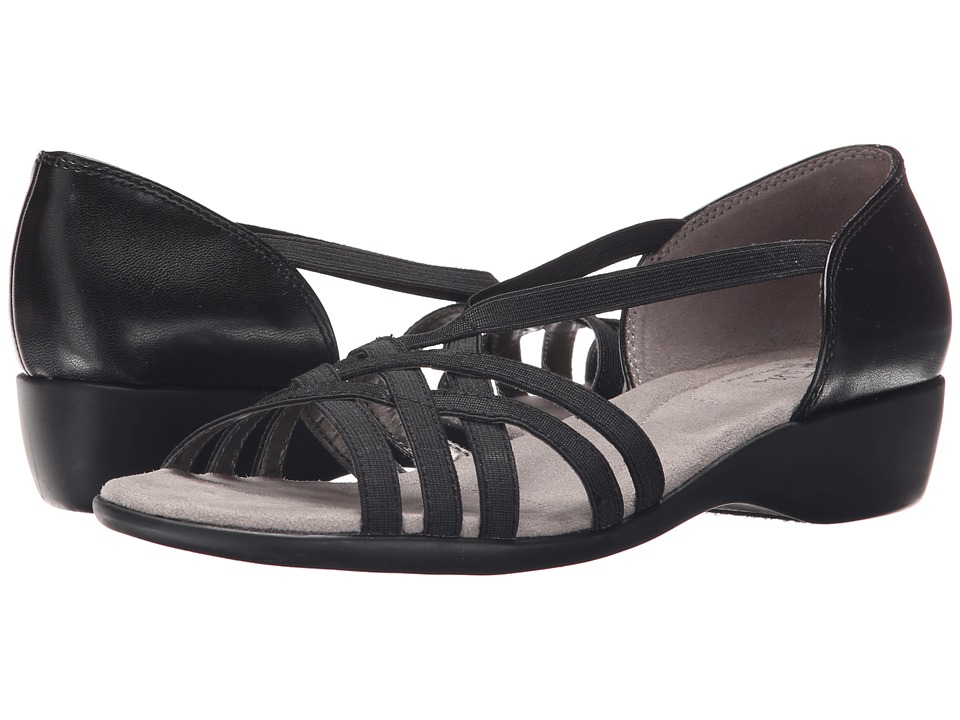 LifeStride - Teaser (Black) Women's Shoes