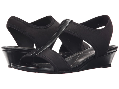 LifeStride - Yule (Black) Women's Shoes
