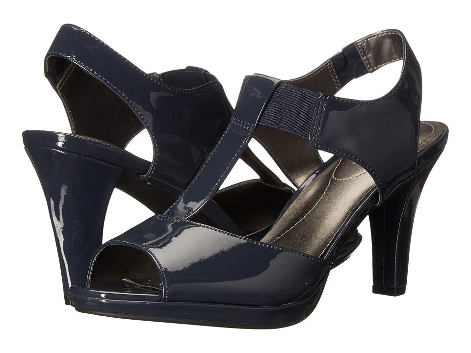 LifeStride - Vivid (Navy) Women's Shoes